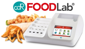 CDR FoodLab analysis system for snack industry