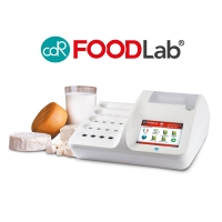 CDR FoodLab: Milk and Dairy procucts analysis system