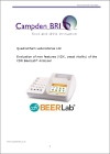 Evaluation of new features (VDK, yeast vitality) of the CDR BeerLab® Analyser