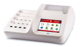 CDR FoodLab analyzer for tests on milk and dairy products