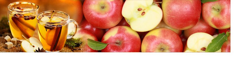 Analysis of cider for quality control in production process