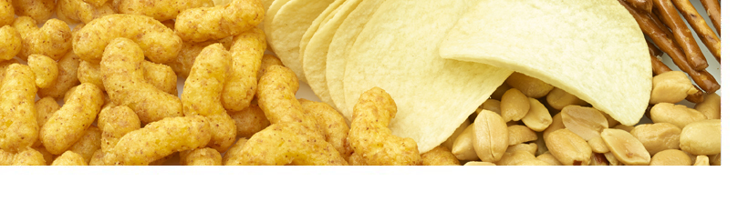 How to Test the shelf life of fried snakcs and snacks nuts in a simple way and in few minutes