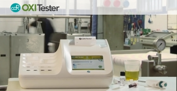 Analyses of 2017 Tuscan oil using CDR OxiTester