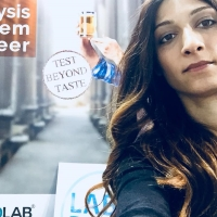CDR BeerLab at BBTech - BeerAttraction 2018