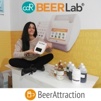 CDR BeerLab®, beer analysis system, at BeerAttraction