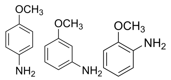 The Anisidine Isomer used for the analysis to detect the secondary oxidation in fats and oils is para-Anisidine