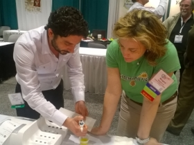 Demos during Snaxpo: rapid and easy methods for analysis on fats, oils and finished products and more
