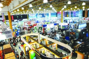 Afex international exhibition is in Manila from 11th to 14th September