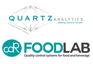With the new agreement Quartz Analytics has the exclusive distributor of the CDR FoodLab range of products in the United States