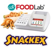 CDR FoodLab to predict shelf life of fried snacks and snack nut at SNACKEX 2017