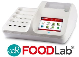 CDR FoodLab® analysis system for milk and dairy products