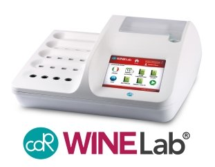 CDR WineLab is the fast, simple and reliable wine analysis equipment