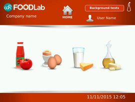 CDR FoodLab is a versatile system that can be configured to analyze fats, oils, milk and dairyproducts, and tomato derivatives