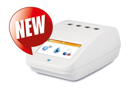 The new CDR BeerLab junior enables also IBU and VDKs measurement and water analysis