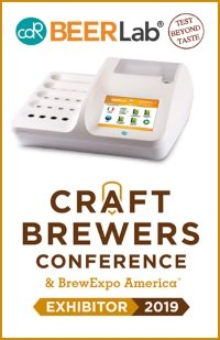 CDR BeerLab at Craft Brewers Conference 2019
