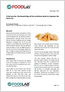 Fried snacks: the knowledge of the oxidation state to improve the Shelf life